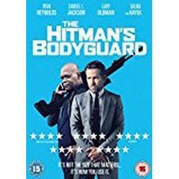The Hitman's Bodyguard [DVD] [2017]